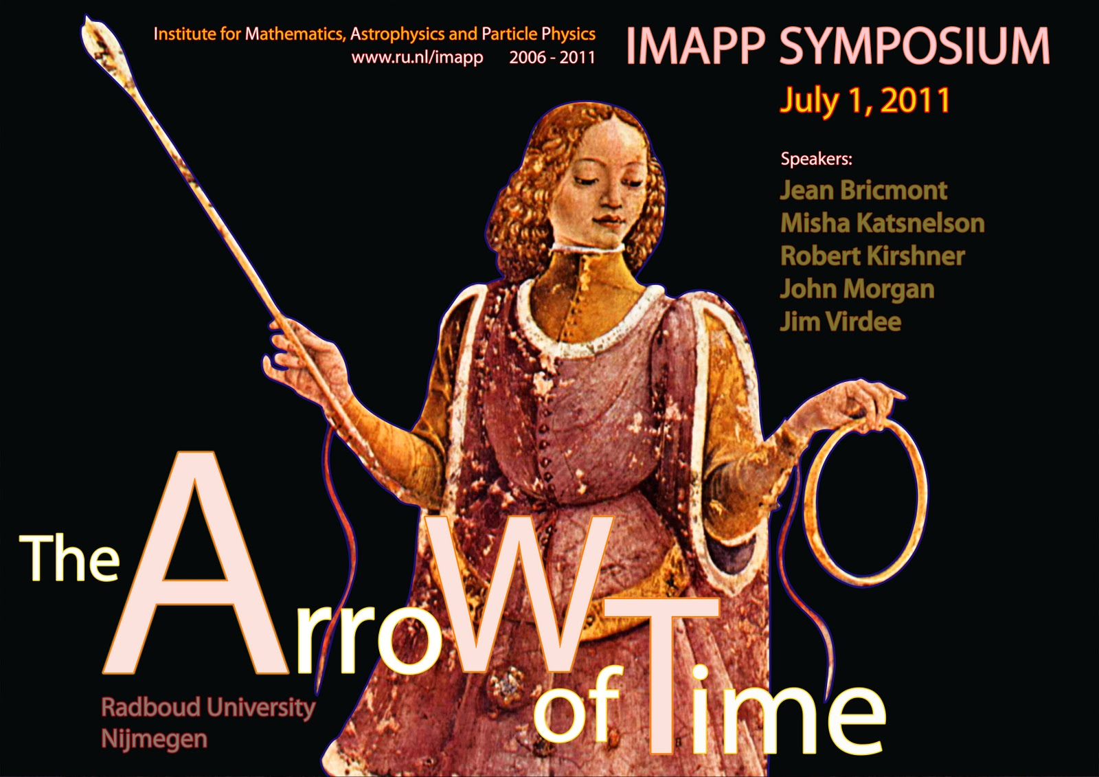 arrow of time symposium 2011